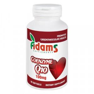 Coenzima Q10 100 mg - 90 cps