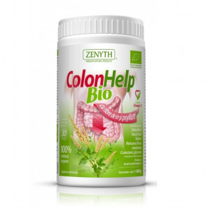 ColonHelp Pulbere BIO - 480g