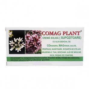Comag Plant Supozitoare 1.5 g - 10 buc