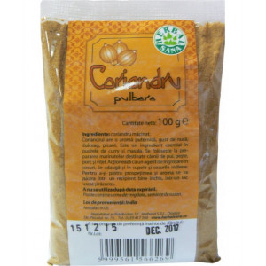 Coriandru pulbere - 100 g