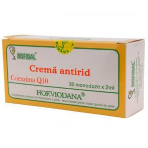 Crema antirid - 30 monodoze Hofigal