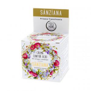 """Crema contur ochi - """"Sanziana"""" - 30 ml"""