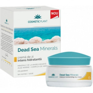Crema intens hidratanta Dead Sea Minerals - 50 ml