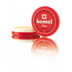 Crema pentru ingrijirea obiectelor din piele Hemel Plus Exclusive 40 ml