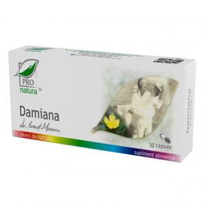 Damiana - 30 cps