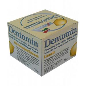 Dentomin-H praf dinti spumant lamaie - 25 g