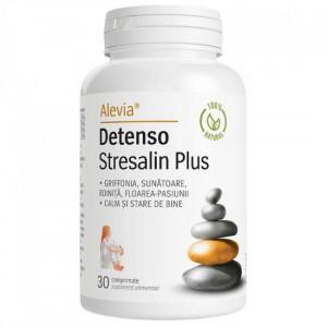 Detenso Stresalin Plus - 30 cpr