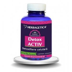Detox Activ 120 cps