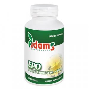 EPO Ulei Luminita Noptii 1000 mg - 90 cps