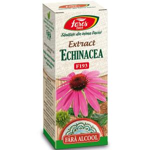 Extract hidrogliceric de Echinacea, F193 - 50 ml