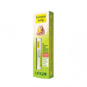 Feminohelp unghii - 2 ml