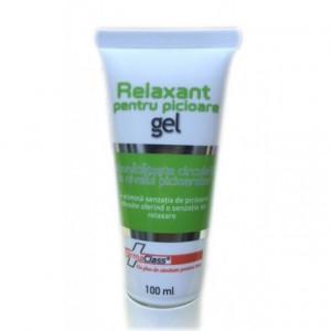 Gel relaxant pentru picioare - 100 ml