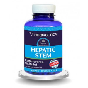 Hepatic Stem 120 cps