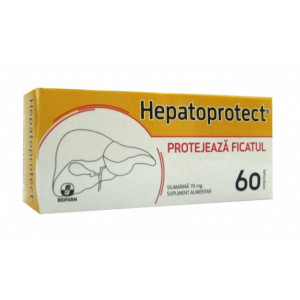 Hepatoprotect - 60 cps