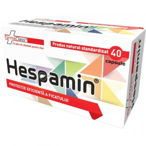 Hespamin - 40 cps
