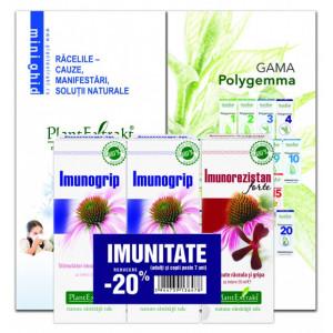 Imunitate adulti si copii peste 7 ani - Pachet promotional