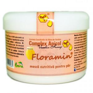 Masca nutritiva pentru par Floramin - 200 ml