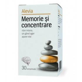 Memorie si concentrare - 30 cps
