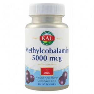 Methylcobalamin 500 mg - 60 cps