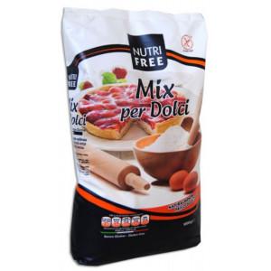 Mix pentru Prajituri - 1000 g - Nutrifree