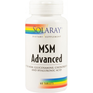 MSM Advanced - 60 cps