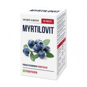 Myrtilovit - 60 cps