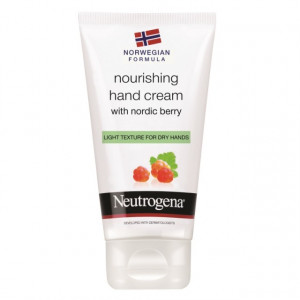 Neutrogena Crema de maini Nordic Berry - 75 ml