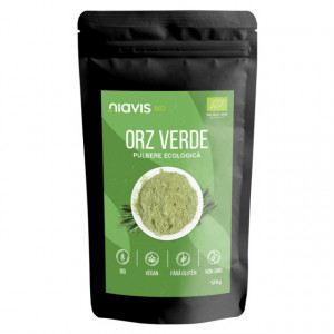 Orz Verde Pulbere Ecologica (Bio) 125 g