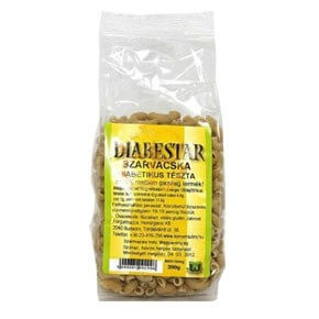 Paste macaroane (pt. diabetici) - 200 g - Diabestar