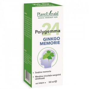 Polygemma - Ginkgo Memorie (nr. 24) - 50 ml