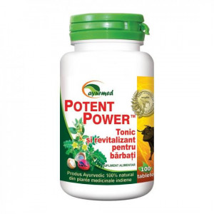 Potent Power - 100 cps