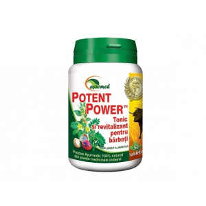 Potent Power - 50 cps