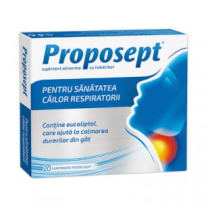 Proposept - 20 cpr
