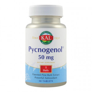 Pycnogenol 50mg - 30 cpr