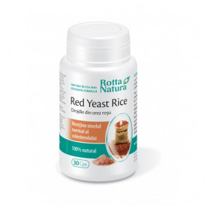 Red Yeast Rice - 30 cps
