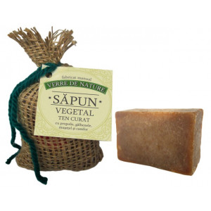 Sapun ten curat (antiacneic) fabricat manual 100 g