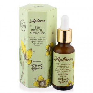 Ser intensiv antiacnee Apiterra - 30 ml