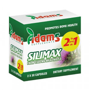 Silimax 1500 mg - 30 cps 1+1 Gratis