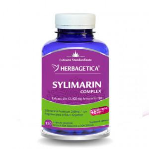 Silymarin 80/50 Detox Forte - 120 cps