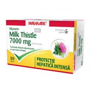 Silymarin Milk Thistle Max 7000mg - 30 cps