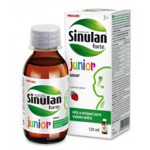 Sinulan Forte Junior - 120 ml