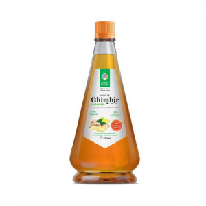 Sirop de Ghimbir cu lamaie - 520 ml