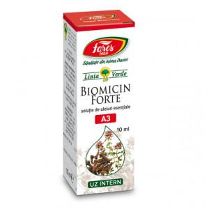 Solutie Biomicin Forte A3 - 10 ml Fares