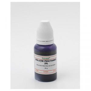 Solutie Pioctanina 2% - 20 g