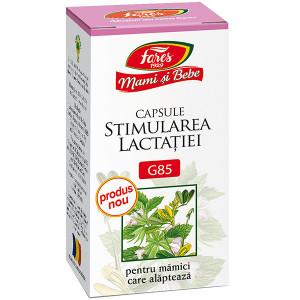 Stimularea lactatiei, G85 - 60 cps Fares