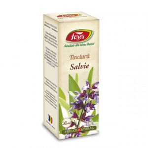 Tinctura de Salvie - 30 ml Fares