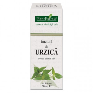 Tinctura de Urzica 50 ml (URTICA DIOICA)