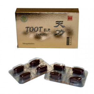 TOOT U.P. 8 capsule (Tianli Ultra Power tablete)