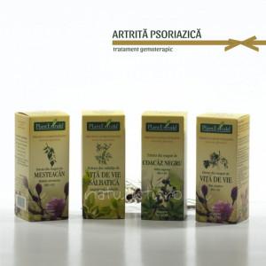 Tratament naturist - Artrita psoriazica (pachet)
