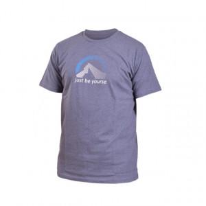 Tricou barbati - Northfinder, Eugene - albastru melanj